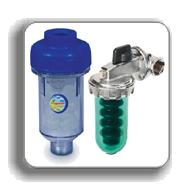 Системы умягчения воды (защита от накипи)