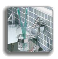 Аксессуары и комплектующие для ванных комнат