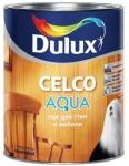 Лак Dulux Celco Aqua 10, 70  д/стен и мебели