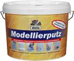 Штукатурка MODELLIERPUTZ структурная декоративная интерьерная