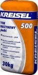 500 KALKZEMENT-MASCHINENPUTZ Гладкая машинная штукатурка