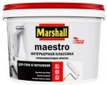 Marshall Краска Maestro Интерьерная Классика