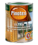Pinotex Ultra (Высокоустойчивая декоративная защитная пропитка)