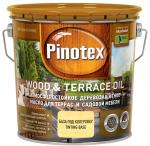Pinotex Wood & Terrace Oil (Атмосферостойкой деревозащит. масло)