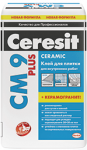 Клей CM 9 для плитки и керамогранита д/внутр. работ