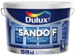 Краска Dulux Sando F д/фасадов и цоколей