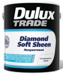 Краска Dulux Diamond Soft Sheen износостойкая д/стен и потолков