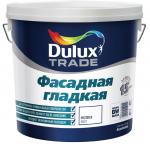 Краски Dulux Фасадная Гладкая д/фасадных поверхностей