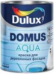 Краска Dulux Domus Aqua д/деревянных фасадов