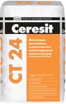 Штукатурка CT 24 для ячеистого бетона