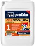 Огнебиозащита GOODHIM Prof 1G RED 1-я группа огнезащиты