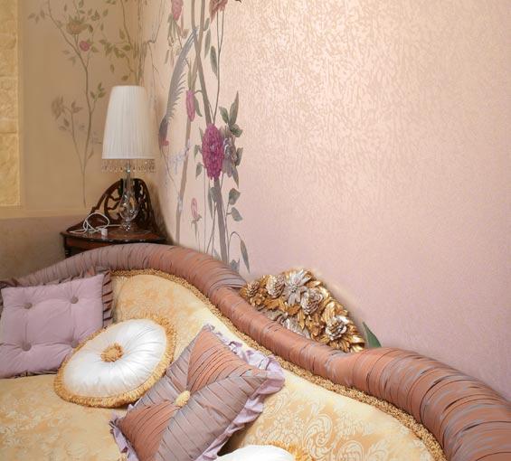 Глазурь на стену своими руками